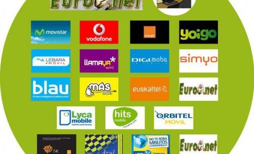 en #euronetdos #euronet #ciber #javea realizamos todo tipo de recargas