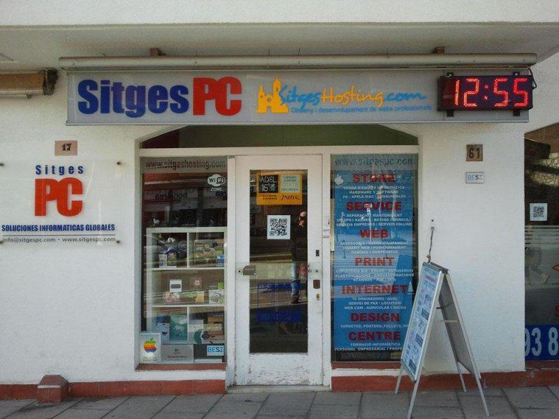 Local - Tienda Sitges PC