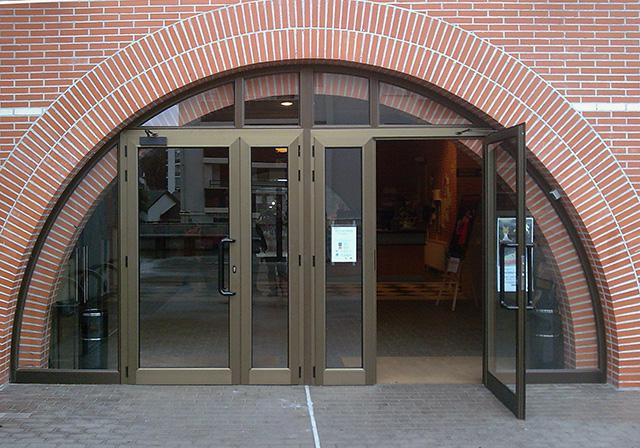 Metálicas Oleta, carpintería de aluminio en Guipúzcoa