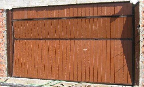 Puertas de garaje en Móstoles