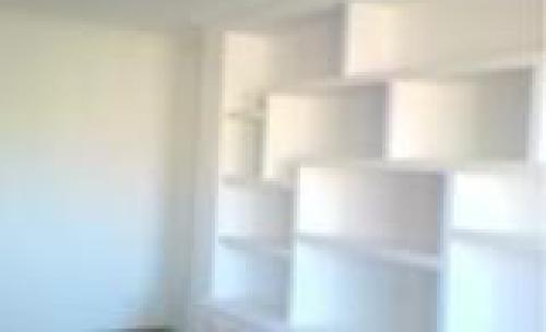 mueble de pladur y libreria