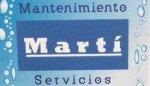 Servicios y Mantenimiento Martí