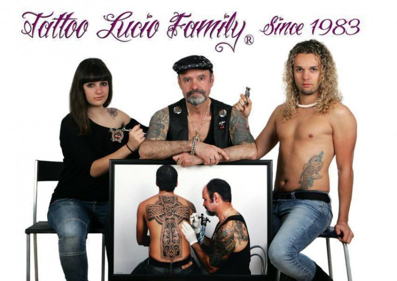 tattoo lucio family