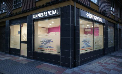 Vidal-Limpiezas