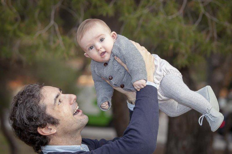 Arriba con papa