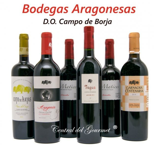 Bodegas Aragonesas Pack Promocion