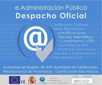 IFRA asesores - Despacho oficial de la Administración Electrónica