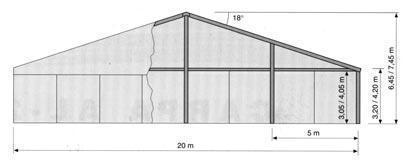 Carpas para eventos fabrica pabellon nave industrial 1