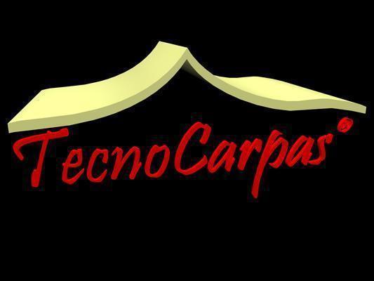 Logo Tecnocarpas fabrica de carpas eventyos y plegables distribuidor