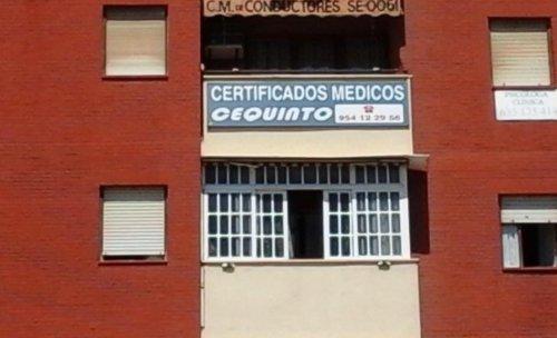 Certificado Médico Cequinto
