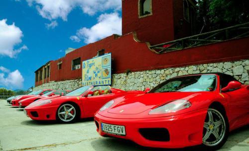 Concentración de Ferrari