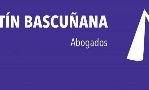 Logotipo Azul Martin Bascuñana Abogados