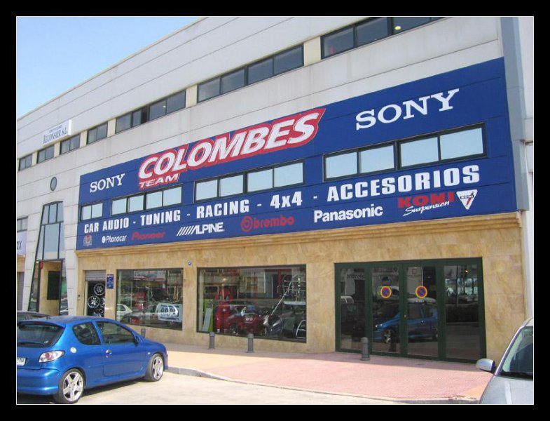 Team COLOMBES