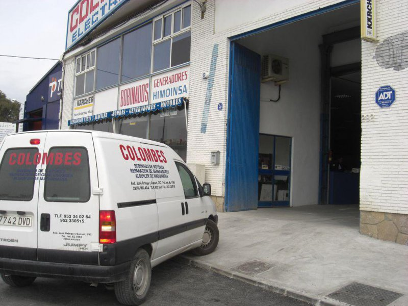 Talleres COLOMBES