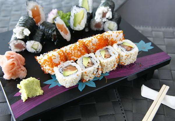 sushi málaga