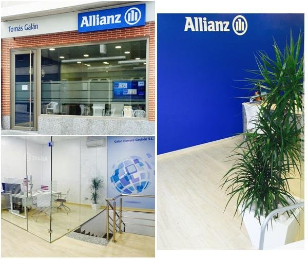 Galan Herrero Seguros. Allianz