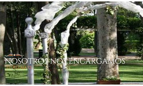 Arcos para ceremonia