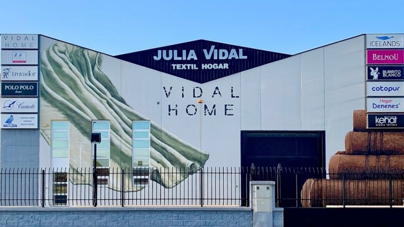 Vidal Home, proveedores de textil de hogar al por mayor