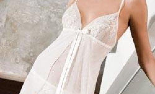 Lenceria para novia y Camisones Novia Zaragoza