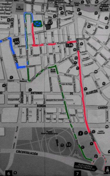 lineas verde y azul-entrada