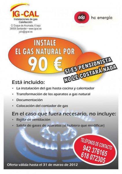 Oferta hasta el 31 Agosto 2012