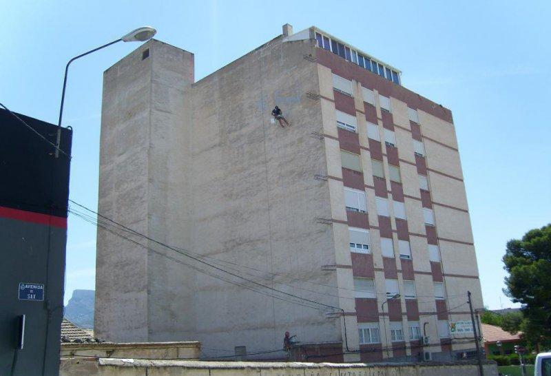 fachada bidasoa antes