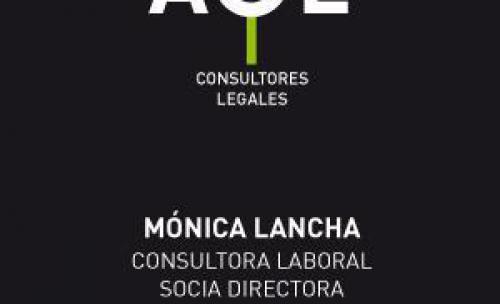 Tarjeta Mónica Lancha