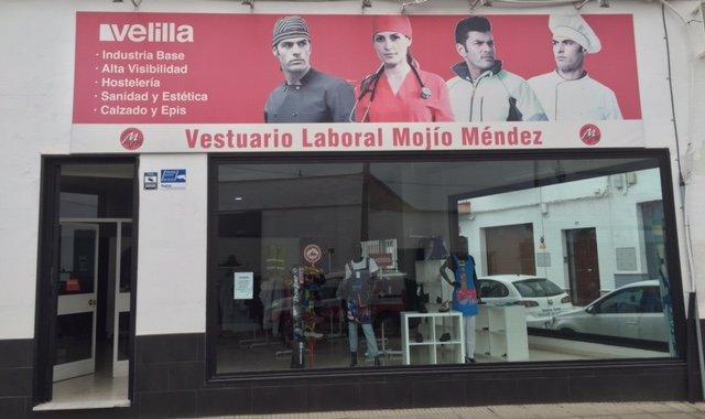 Vestuario Laboral Mojio Méndez
