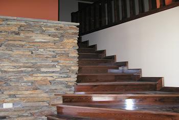 Escalera de mármol