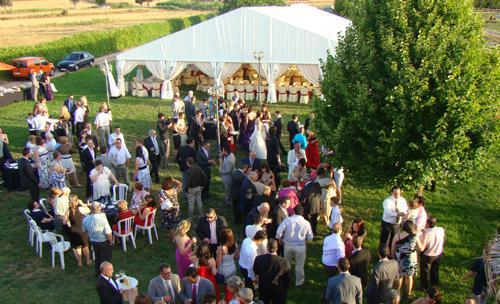 Especialistas en bodas y eventos
