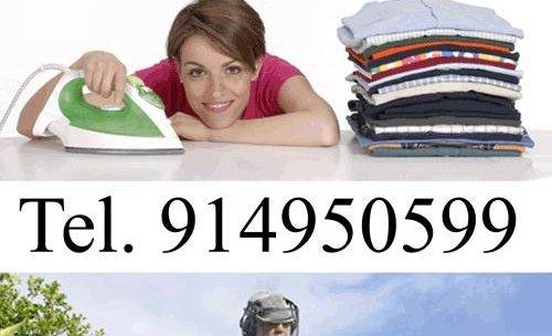 Servicios de asistentas del hogar