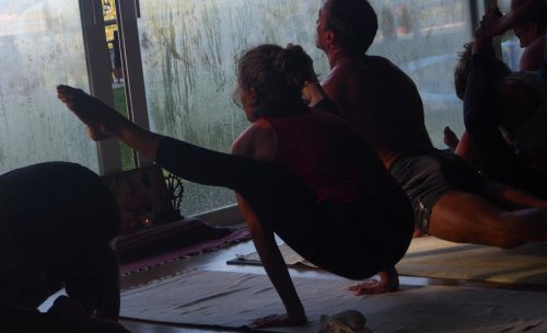 ashtanga yoga en La Berzosa