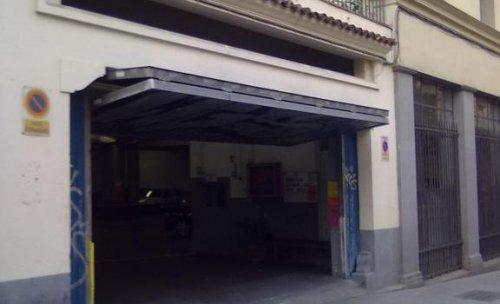 Parking Madrid Centro