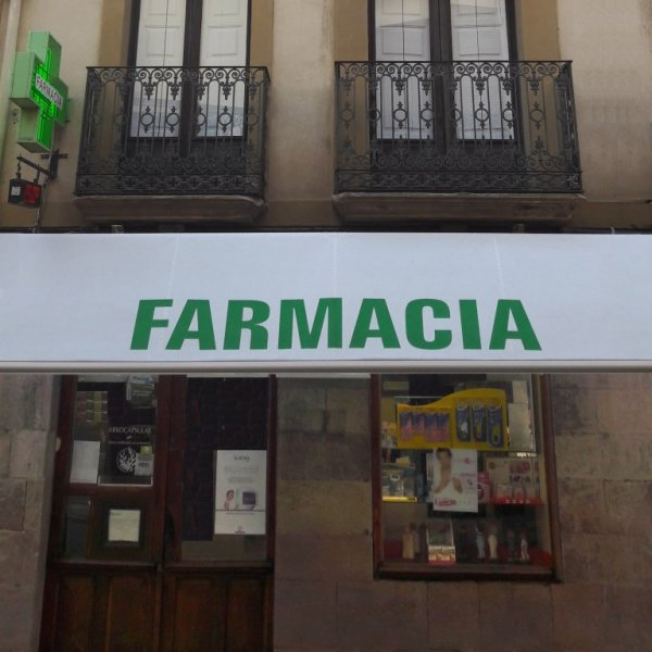 Farmacia Sanguesa, Farmacia Tomas Ignacio Lopez Santamaria