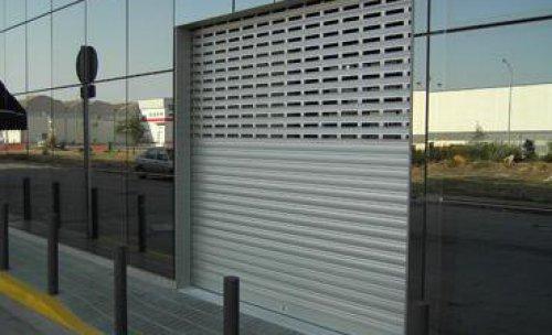 SPS Puertas de Seguridad