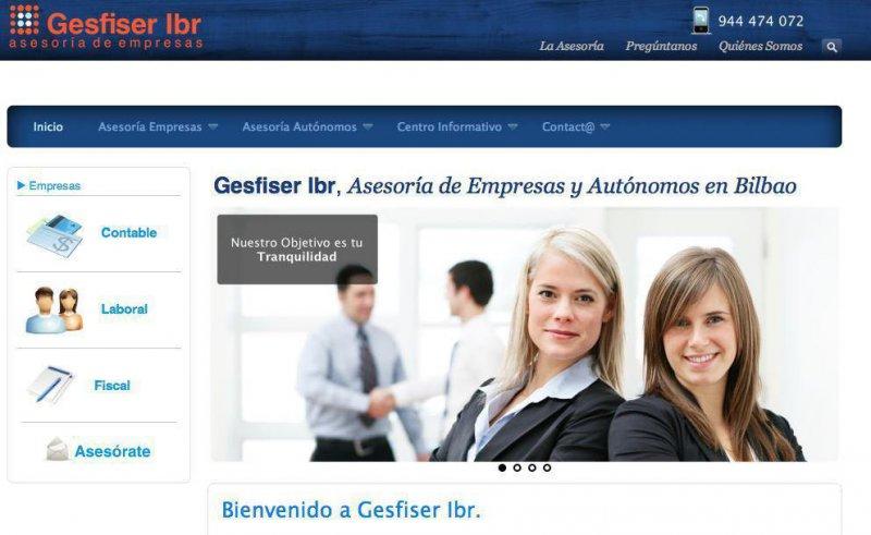 Inicio web gesfiser.es