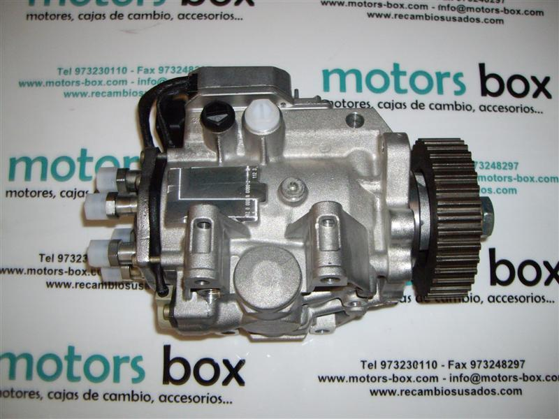 Bomba inyectora Audi A6 2.5TDI v6