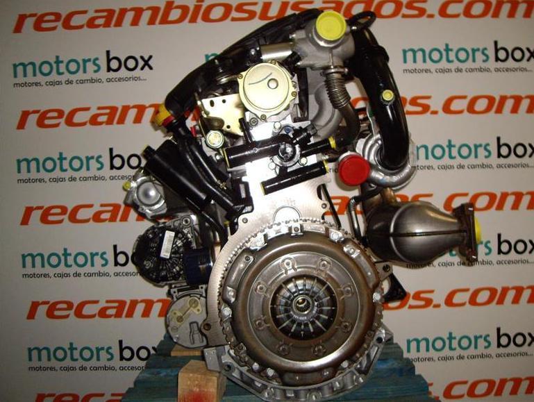Motor nuevo válido para Renault Trafic, Vivaro, Interstar 1.9DCI F9Q
