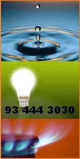 Certificado de instalación eléctrica, gas y agua en Barcelona