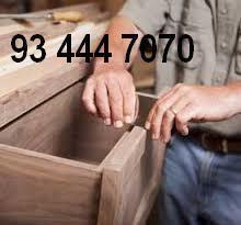 Montaje de muebles de madera