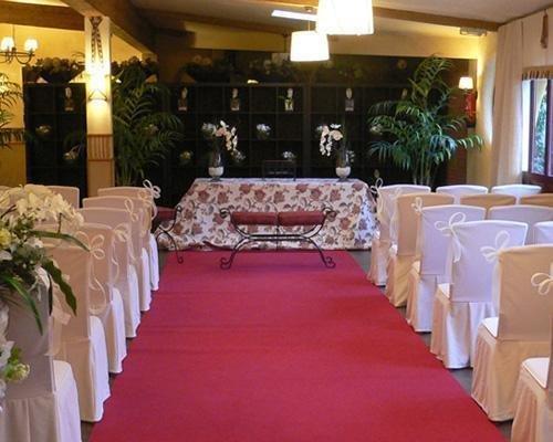 Instalación de capillas para bodas