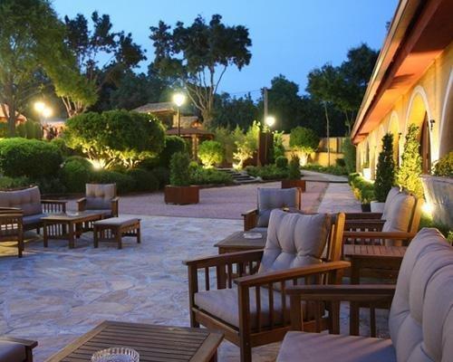 Un entorno natural para los invitados