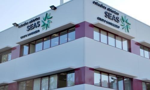 Instalaciones de SEAS, Estudios Superiores en Zaragoza