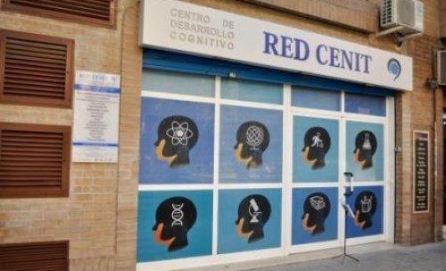 Entrada al Centro de Desarrollo Cognitivo Red Cenit