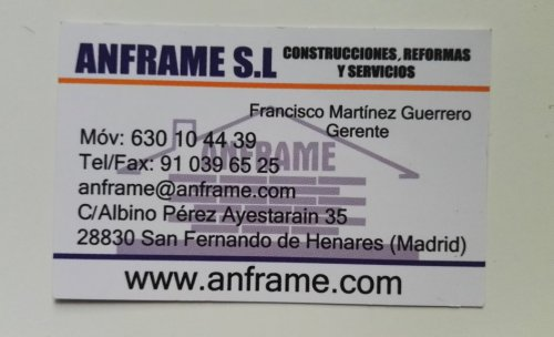 anframe