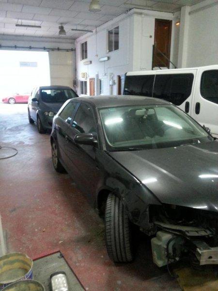 Reparacion Audi A3