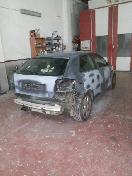 Reparacion A3