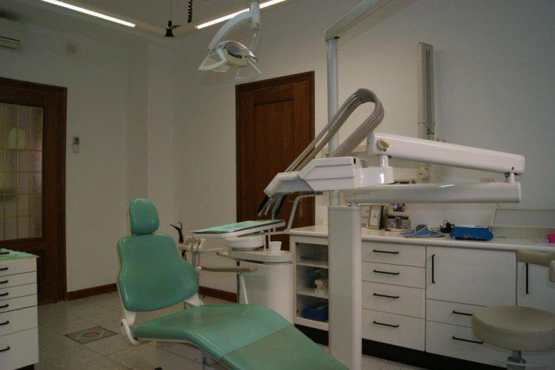 Gabinete 1 Clínica Dental Corcuera