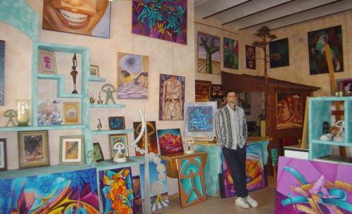 Exposicion permanente cuadros originales