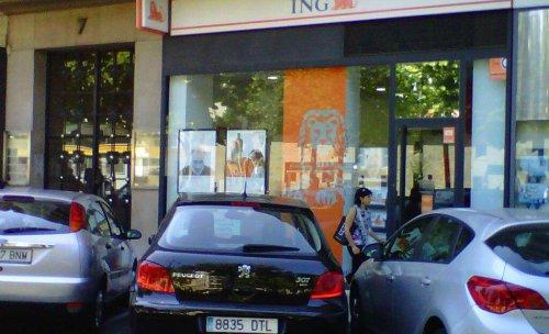 oficina ING  Pamplona